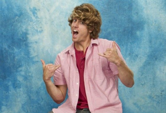 """Big Brother 15 David Girton ... Never has the stereotype of surfer-dude/beach bum fit someone, as much as this guy. Seriously...like the whole, """"Surfs up duuuuude!"""" with the long emphasis on the 'uuuuu' is a perfect example...  #BB15 #DavidBB15"""