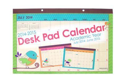 academic desk calendar desk design ideas