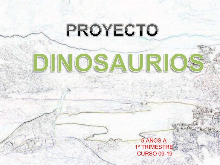 dinosaurios-2395761 by retosinfantiles via Slideshare