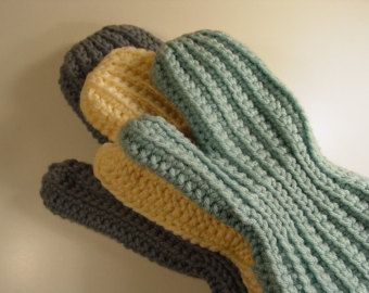 204 best crochet glovesmittens images on pinterest fingerless easy sideways crochet mittens pattern pdf dt1010fo