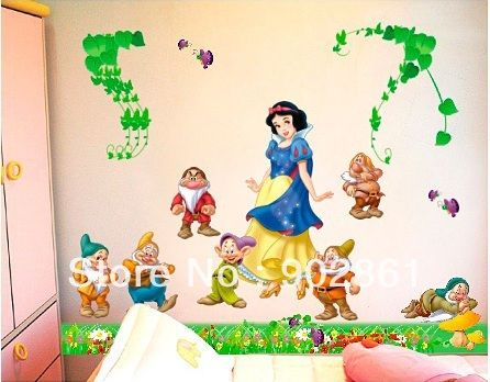 Cheap decal sticker, Buy Quality decal set directly from China decal wall Suppliers:		 	[funlife]-1 piece large Princess Decorative Art Mural Wall Stickers Decal for Bedroom Children 	  	yo
