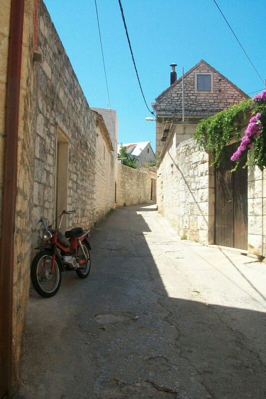 Beautiful Selca, Brac, Croatia