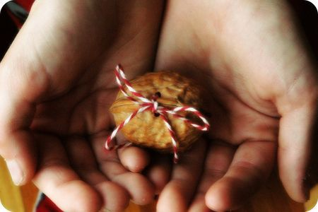 for St. Nicholas next year. How sweet to have one of these tucked inside her shoe, with a wee treasure inside!