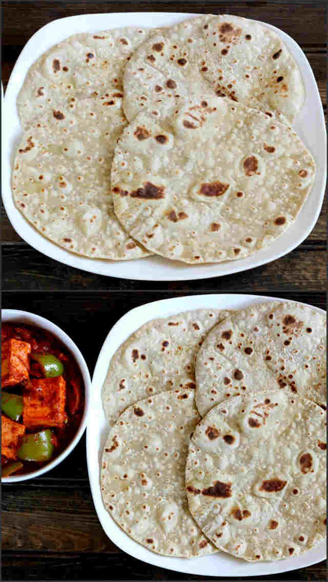 how to make best soft chapati