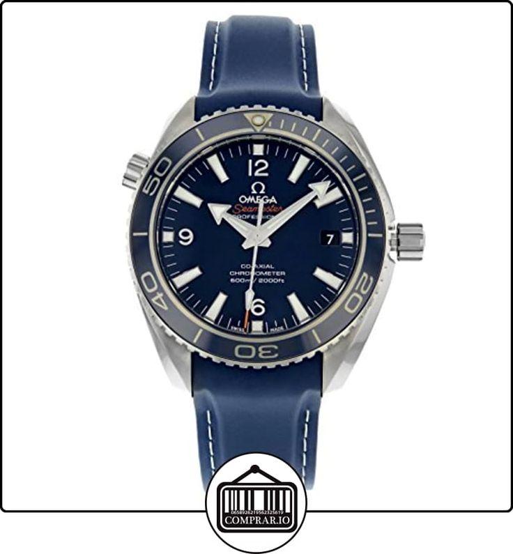 Omega Seamaster Planeta Océano Mens Reloj 232.92.42.21.03.001por Omega de  ✿ Relojes para hombre - (Lujo) ✿