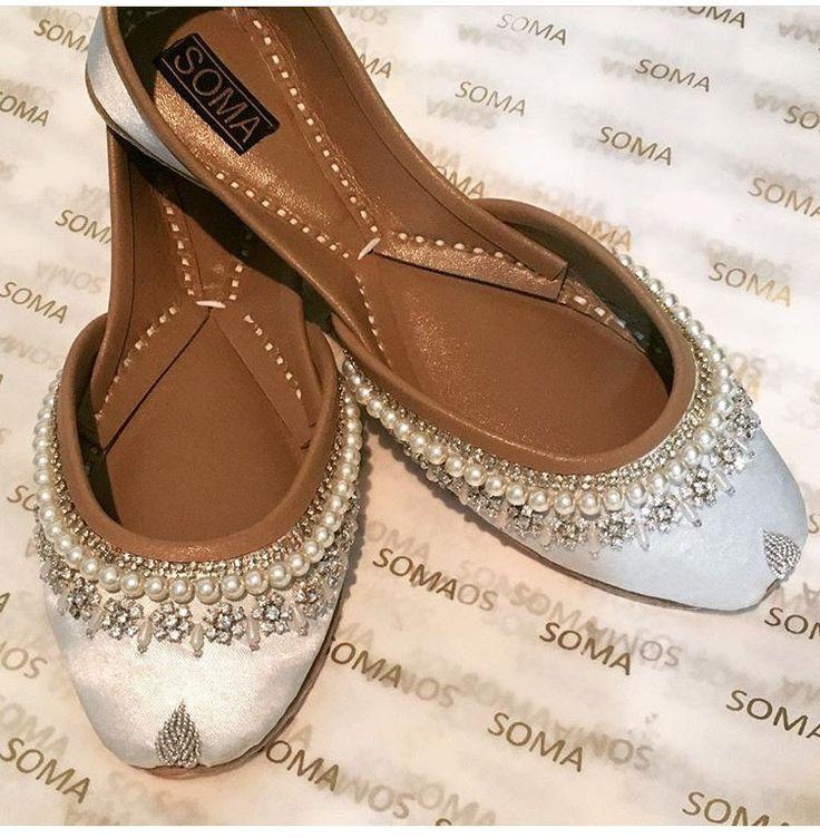 Wedding Flats Bride Flats Wedding Flats Pearl shoes by ShopSoma
