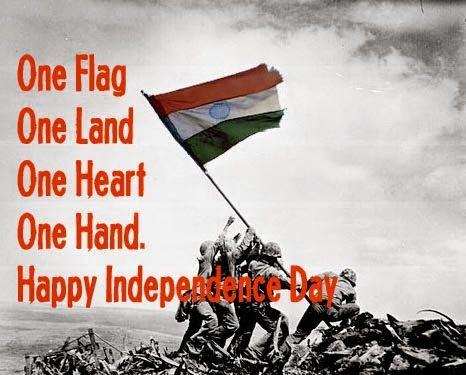 Happy Independence Day India ! Bharat Ke Swatantrata Diwas Par Hardik Shubh Kaamnayen ! #HappyIndependenceDay #IndependenceDay #India