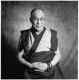 """ WHETHER ONE BELIEVES IN A RELIGION OR NOT, AND WHETHER ONE BELIEVES IN REBIRTH OR NOT, THERE ISN'T ANYONE WHO DOESN'T APPRECIATE KINDNESS AND COMPASSION."" -The Dalai Lama"