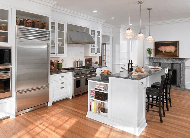 Small Kitchen Ideas Remodel Floor Plans Open Concept