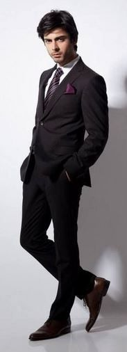 Men's Fashion | Suit Up | Fawad Khan | ♥ |