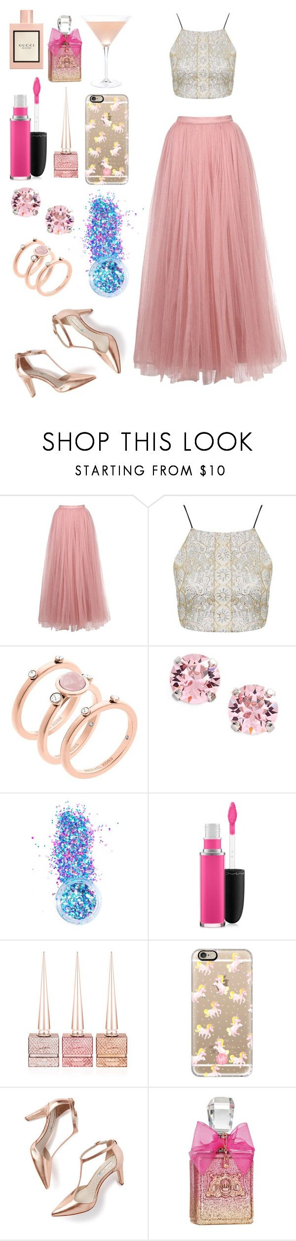 """Girlz Portugal - Sophia"" by amanda-elpidio ❤ liked on Polyvore featuring Little Mistress, Topshop, Michael Kors, L. Erickson, In Your Dreams, MAC Cosmetics, Christian Louboutin, Casetify, Boden and Juicy Couture"