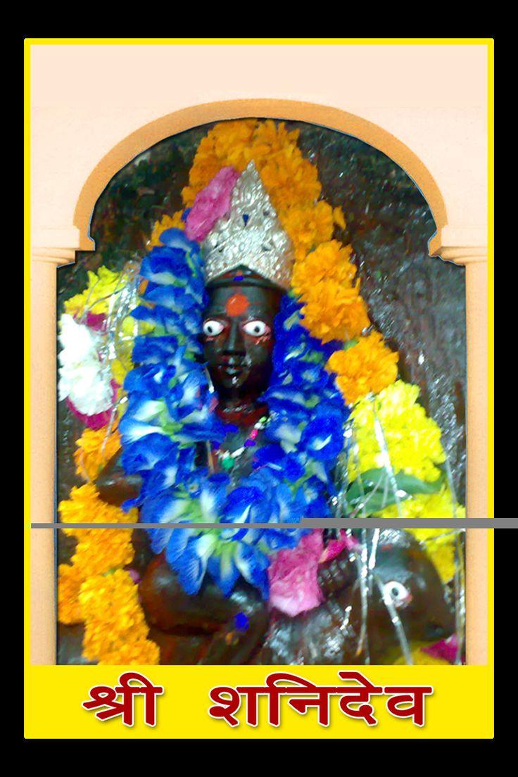 Puja for shani graha shanti