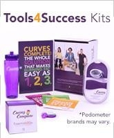 Just one more way Curves Complete makes losing weight easy!