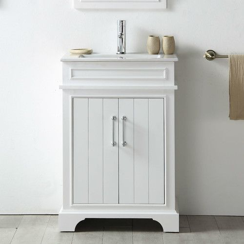 Photo Gallery For Photographers Legion Furniture White Wood Ceramic top No faucet Sink Vanity