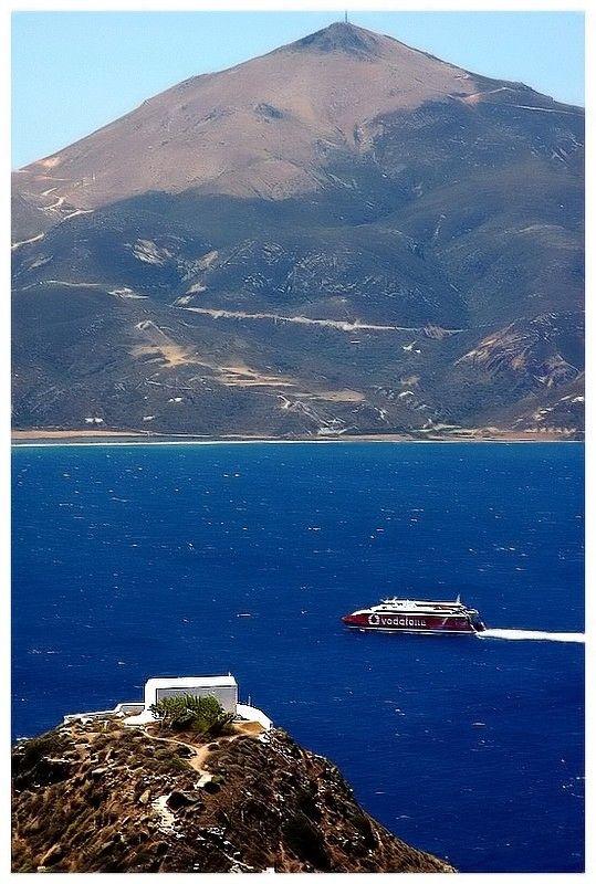 Sea Transportation, Milos, Kyklades, Greece Copyright: Panagiotis Dragomanidis