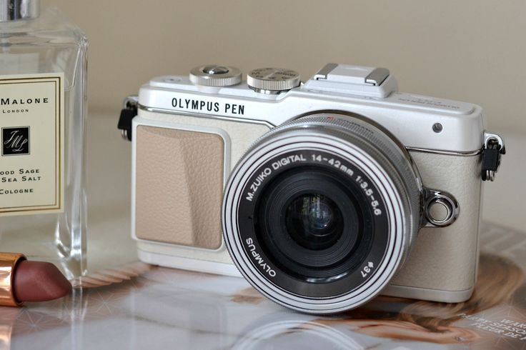 London Beauty Queen: The Ultimate Blogger's Camera: Olympus Pen E-PL7 Lite