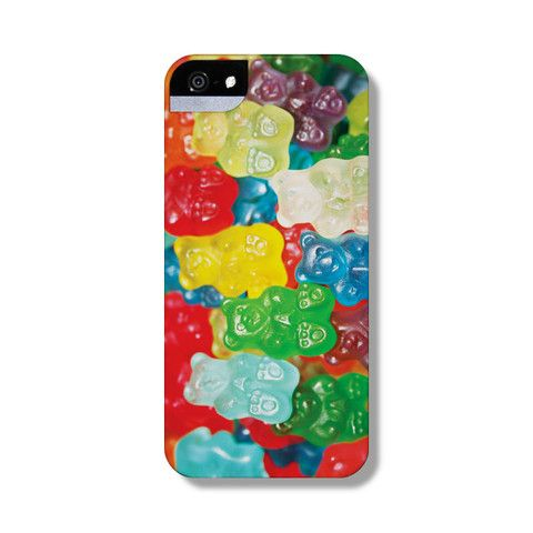 Gummy Bears iPhone 5 Case from The Dairy www.thedairy.com #TheDairy