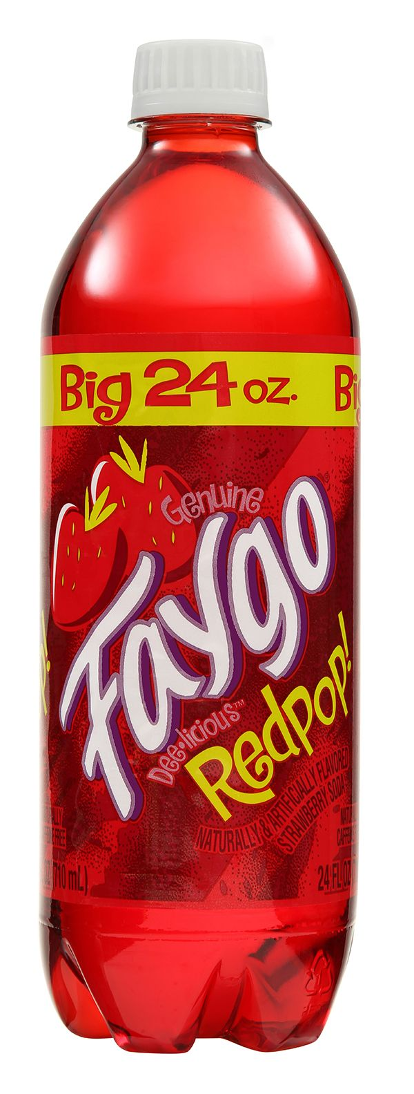 Faygo Red Pop... so many great memories drinking this as a kid at my grandparents' house and with my dad on the boat.