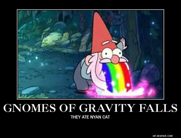 Gravity Falls Puking Gnome Wallpaper 53 Best Nyan Cat Images On Pinterest Ha Ha Kitty Cats