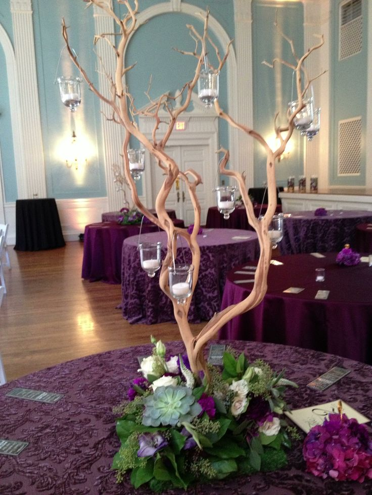 Hanging Branch Centerpiece : Best images about july on pinterest manzanita