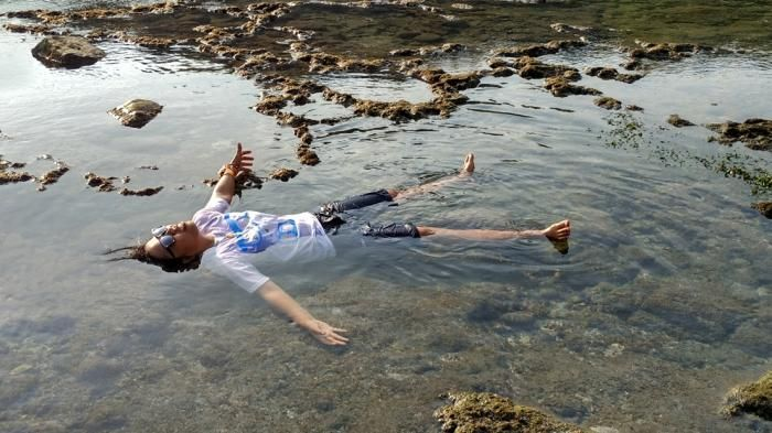 Pantai Kalipat Nusakambangan - Spot Asyik di Pulau yang Dihuni Para Napi, Bikin…