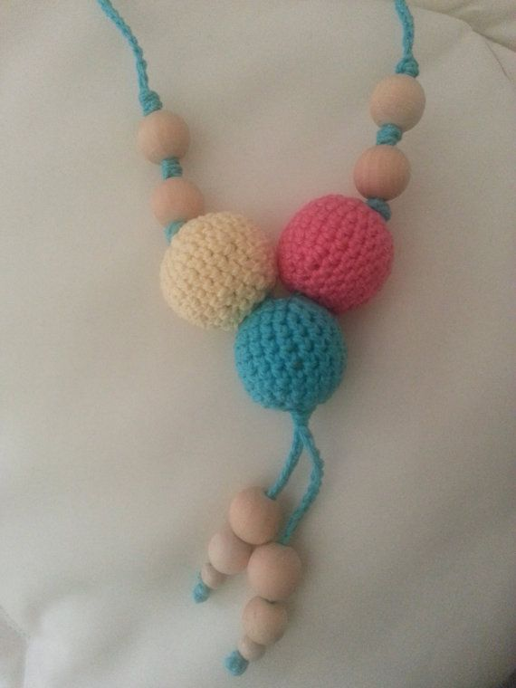 collana allattamento di CoccoleCreative su Etsy