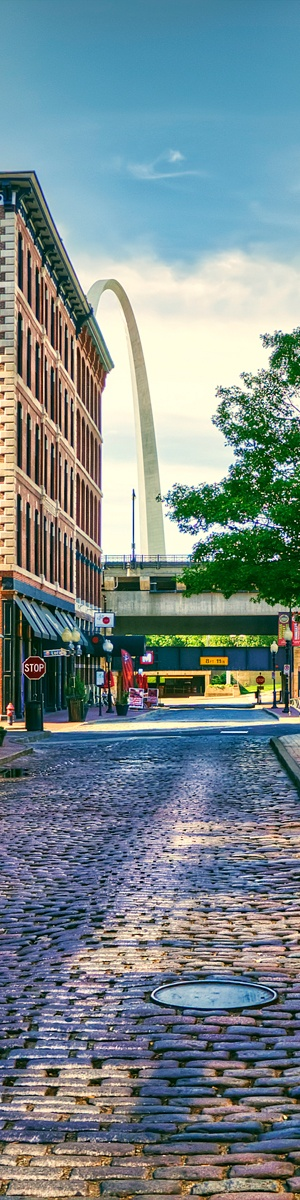 'Laclede's Landing' ~ St. Louis, MO - Crop For Pinterest. See full photographs and keep up with me at: www.Facebook.com/AaronFuhrman #Missouri #Photography by #AaronFuhrman