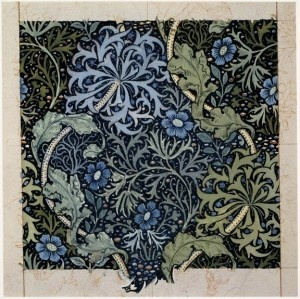 william morris heroes and - photo #45