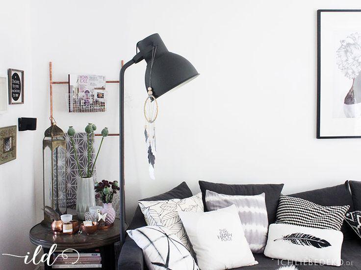 Wohnzimmer Deko Schwarz Weiss. die besten 25+ tv wand ideen auf ...