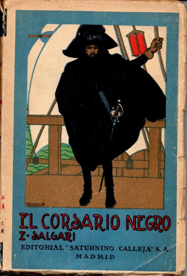 El Corsario Negro ( Emilio Salgari) Saturnino Calleja - $ 80,00 en ...