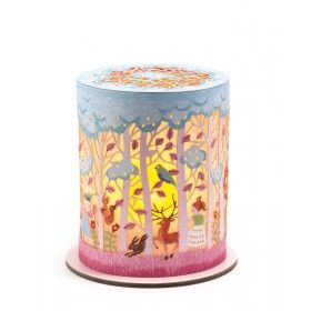 Djeco - Mini Night Light Magic Forest