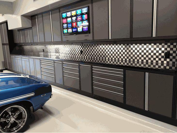 Detached Garage Ideas Man Cave