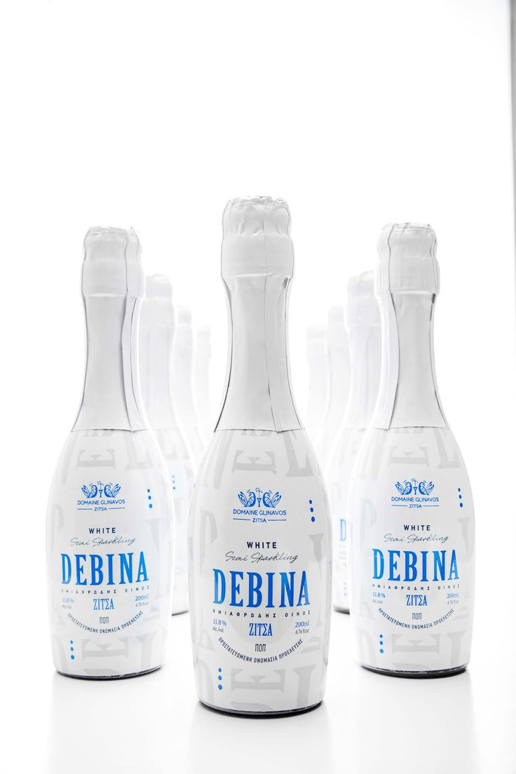 "A unique sparkling white wine that has been given its name from the famous local white grape variety of Zitsa, ""our"" own Debina. It is a variety ideal for the production of sparkling and semi-sparkling wines."