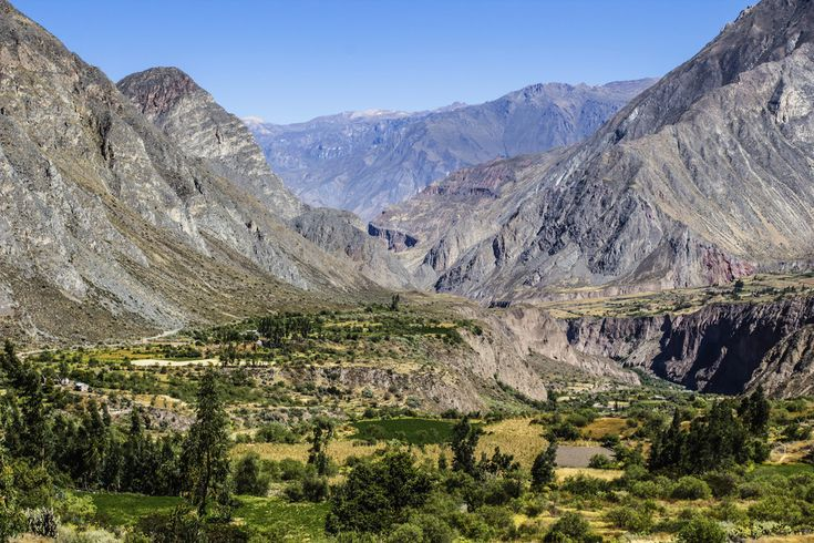 Forget the Grand Canyon — the Cotahuasi Canyon is where it's at. | 26 Fantastic Reasons To Pack Your Bags And Visit Peru Right Now