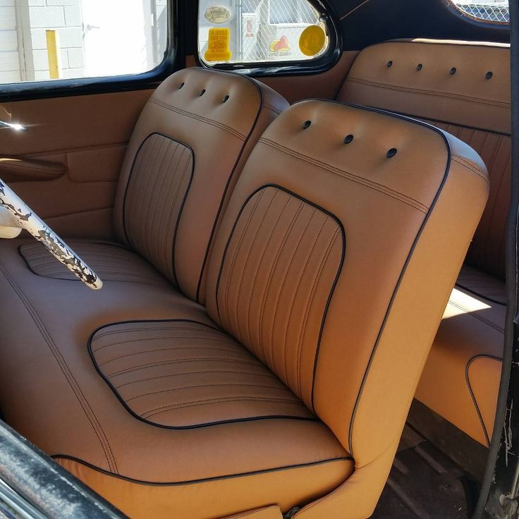 37 Best Hot Rod Interior Ideas Images On Pinterest