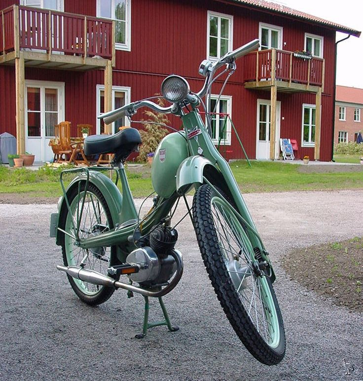 NSU Quickly Moped