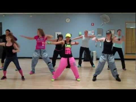 Pitbull ft Christina Aguilera - Feel This Moment - Flashdance Budapest Táncstúdió - YouTube