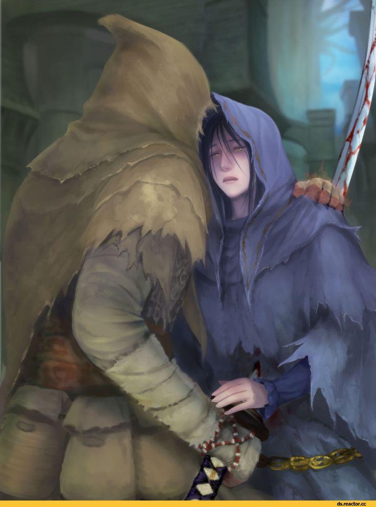Dark Souls, fandom, DS art, Quelana of Izalith, Laurentius ...