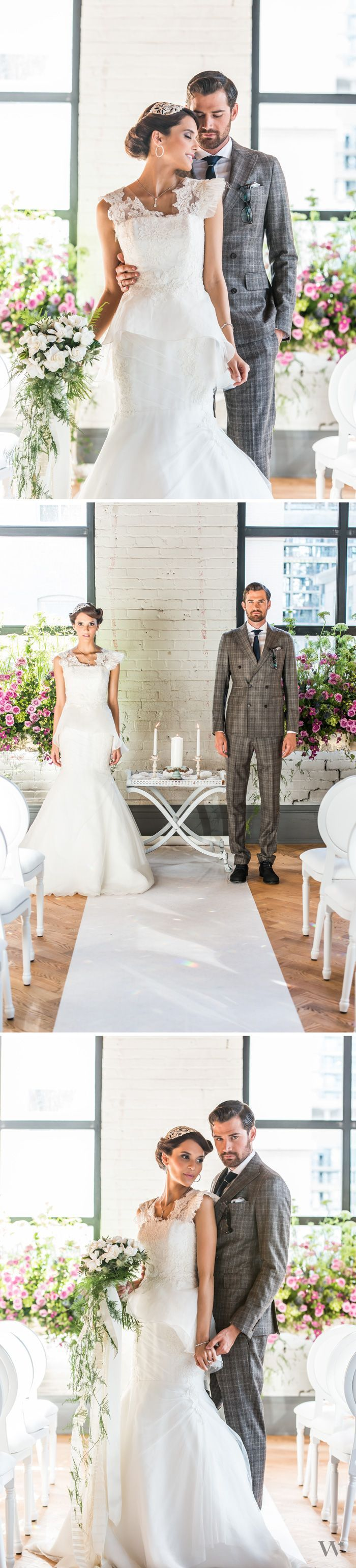 38 best Contemporary Vintage Theme Wedding Inspiration images on ...