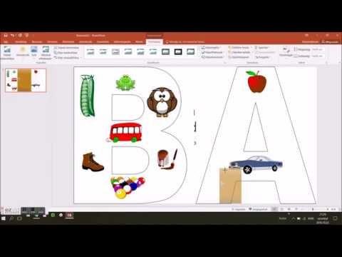 ABC puzzle szerkesztése | Autizmus&Diy
