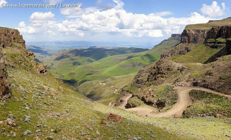 This is #Sani Pass, one of the best #birding day trips in #SouthAfrica. #photography