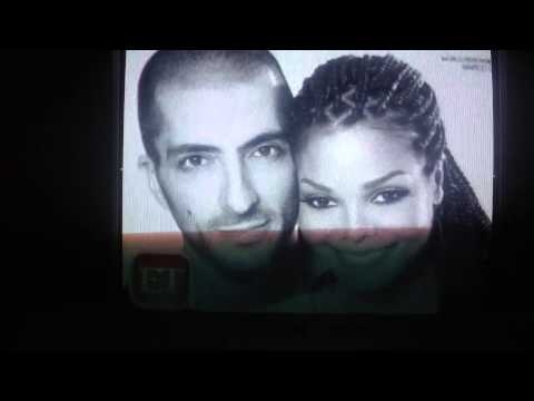 No Copyright Infringement Intended. I do not own or have any part of the © of any company which may own this broadcast. ET announcing Janet Jackson is married to Wissam Almana. Congrats Janet. We love you at Janet Central!    Janet Jackson is a living legend. She is ranked as one of the top ten best-selling artists in the history of contemporary m...