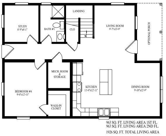 Sica Modular Homes Floor Plans Home Design Plans House Plans Online Modular Home Floor Plans