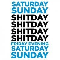 Weekends are just TOO short!: Laughing, Life, Giggl, The Weekend, Funny Stuff, Humor, Things, True Stories, Calendar