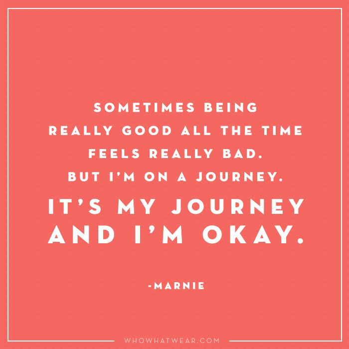 21 Laugh Out Loud (& Totally Relatable) Quotes from Girls via @WhoWhatWearUK