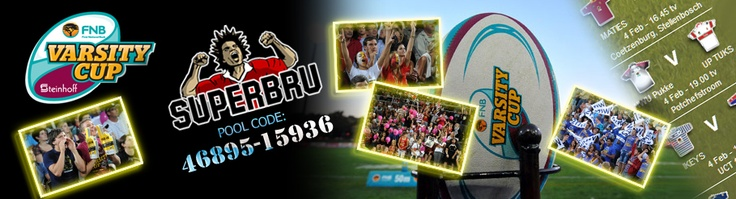 2013 Varsity Cup Rugby - Live In-Play Betting