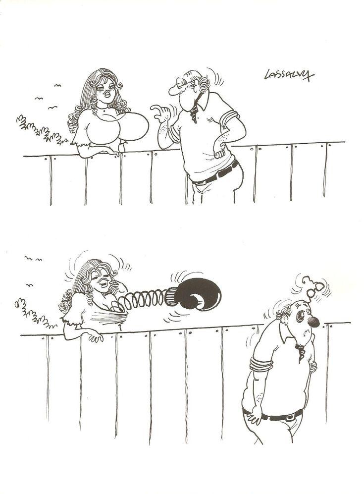 #049 Lassalvy Comic Art