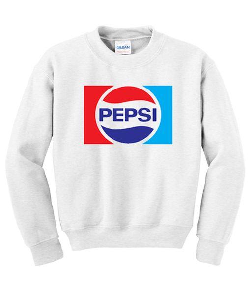 4dadd8aa Pepsi Sweatshirt Pepsi Cola, Tee Shirts, Sweatshirt, Challenge, T Shirts,  Tees