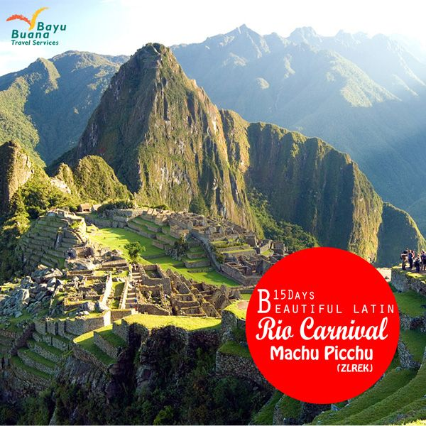 Machu Picchu - the lost city with a thousand mysteries...