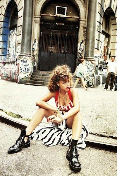 rihana urban style rock estilotendances 5 Stars Whose Urban Styles Rock